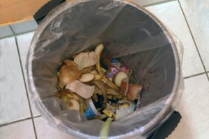 Unsightly Garbage Can