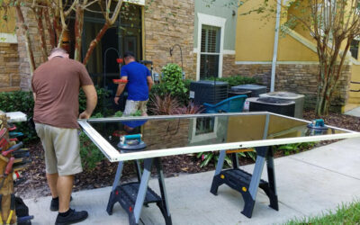 Best Sliding Glass Door Repairmen in Jacksonville