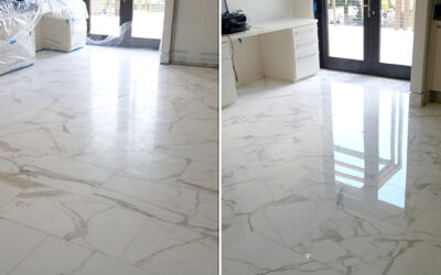 The Best in Granite Cleaning and Repair